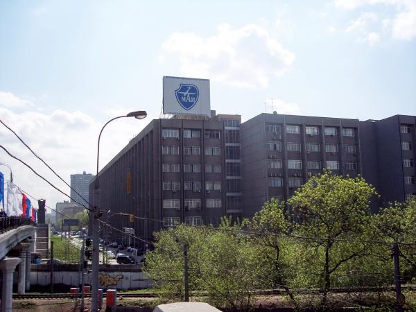 Главное здание МАИ