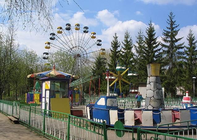 Орел. Детский парк