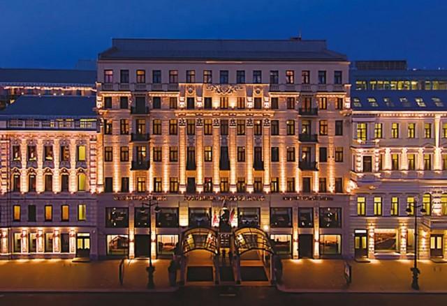 Отель «Невский Палас»