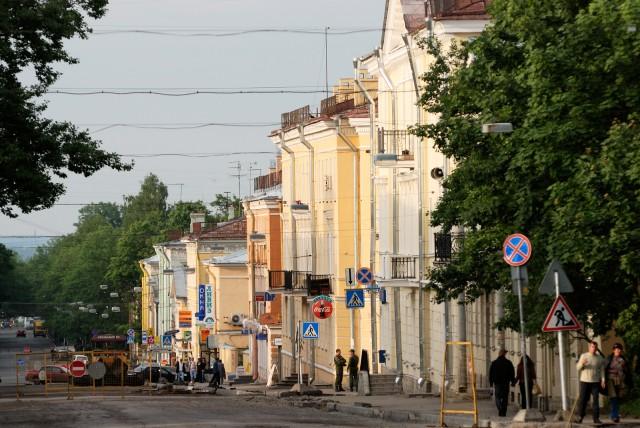 Дома в Пушкине