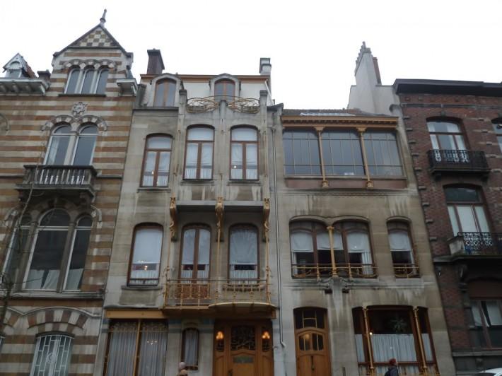 Дом Хорта в Брюсселе