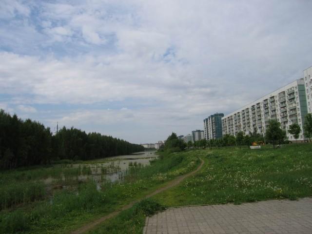 Район озера Долгого