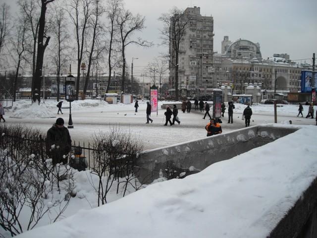 Район метро Черная речка