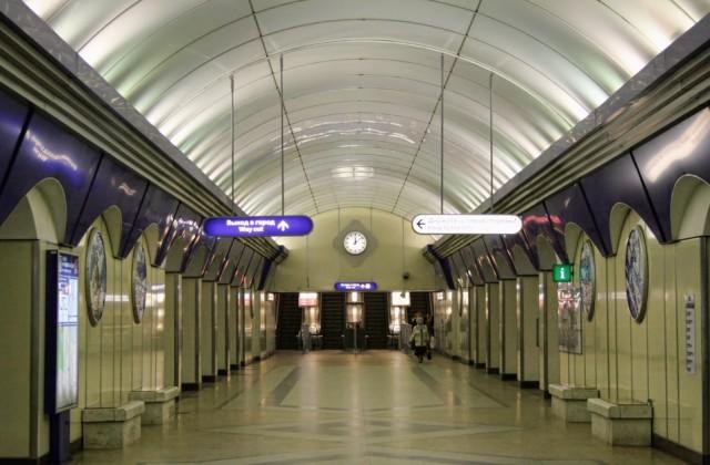 "Станция метро ""Комендантский проспект"""
