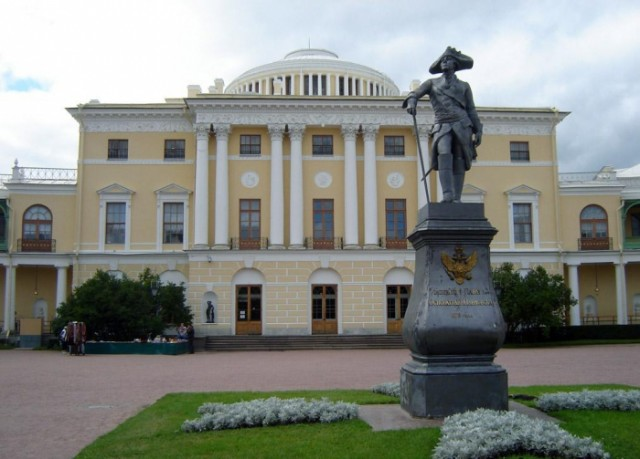 Павловский дворец 2