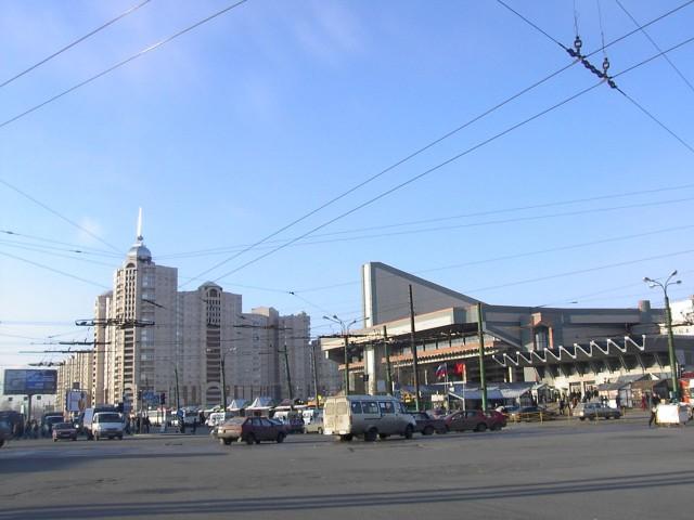 Коломяжский