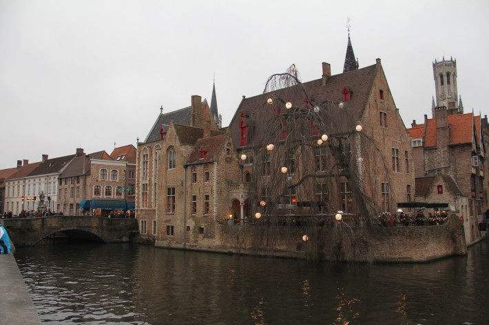 Бельгия. Брюгге
