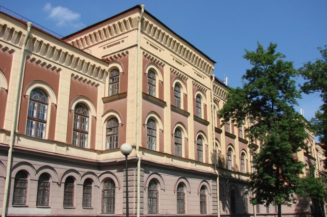 Гимназия 209 Центрального района Санкт-Петербурга.