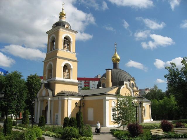 Гребневская церковь