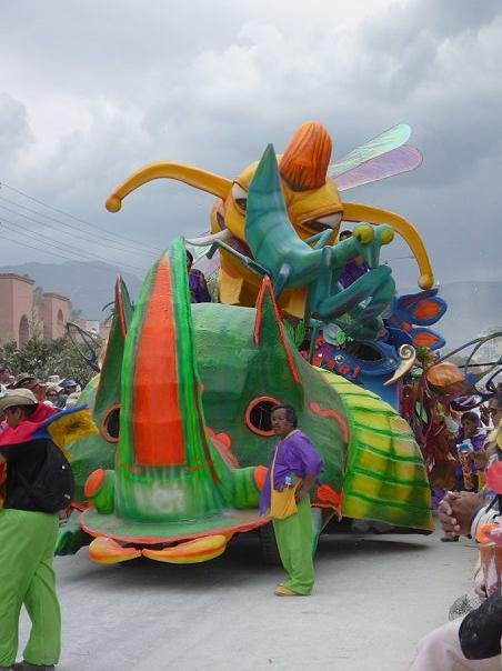Карнавал в Колумбии