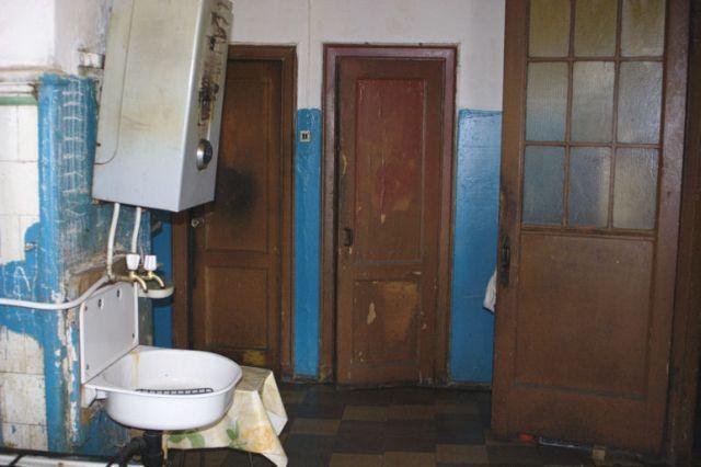 Коммунальная квартира в Смольнинском