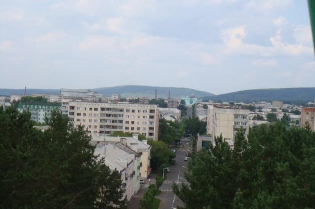 Железногорск. 2009