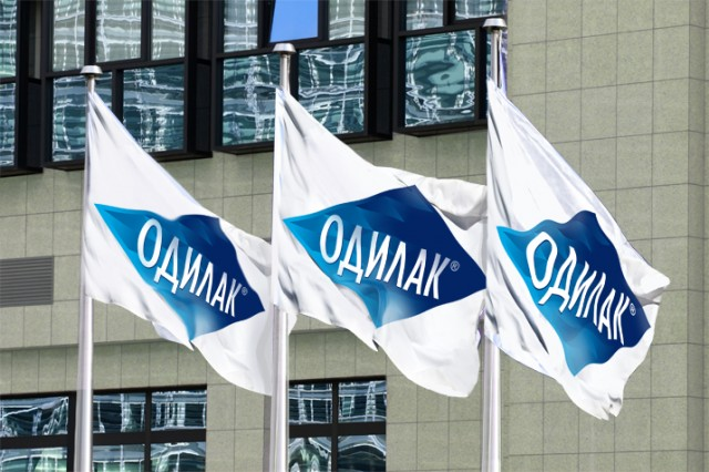 «Одинцовский лакокрасочный завод»: флаг развевается, предприятие развивается