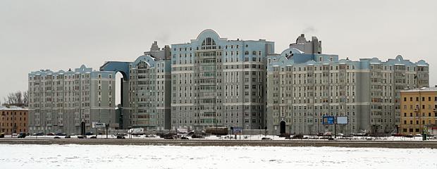 Благоустроенное жилье  на Малой Охте