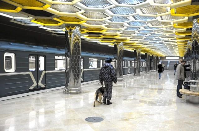 Станция метро Ботаническая