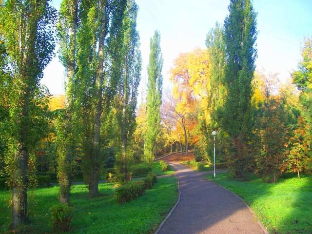 В парке Салавата