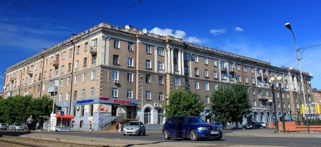 Серова, 13 - мой родной дом