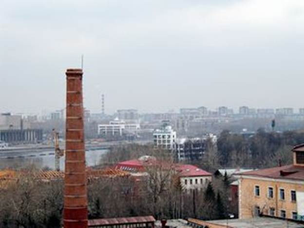 Верх-Исетский район Екатеринбурга, в котором я прожила 8 лет