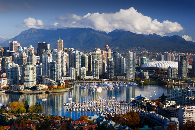 Города Канады. Ванкувер