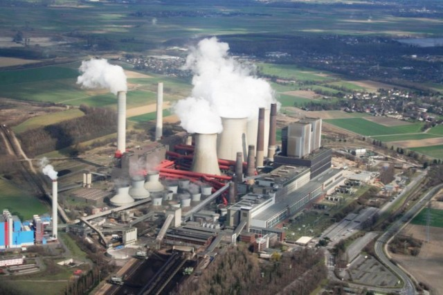 Источники загрязнения в Подольске