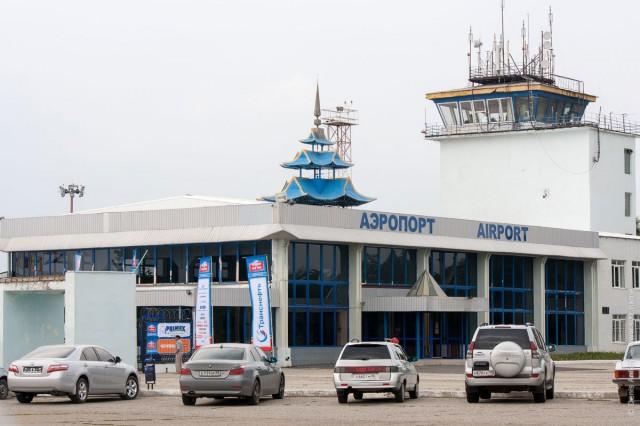 Аэропорт в Элисте