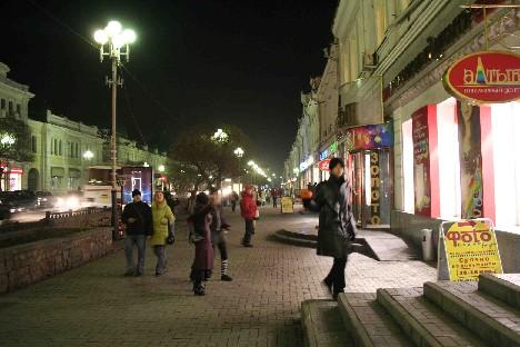 Современный Любинский проспект