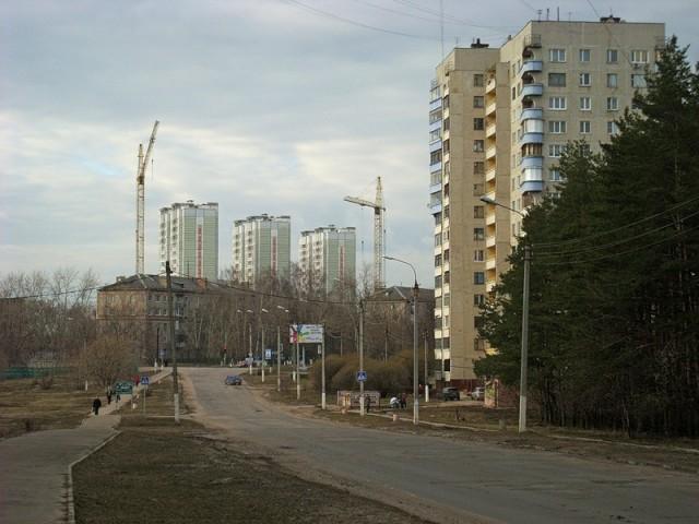 Залинейный район Подольска