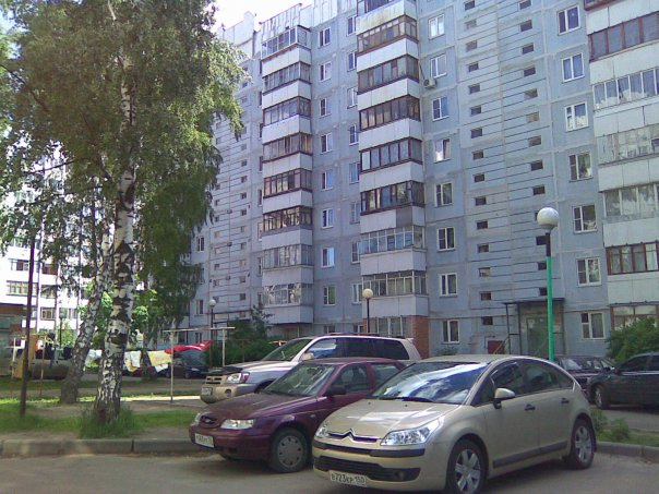 Микрорайон Заря