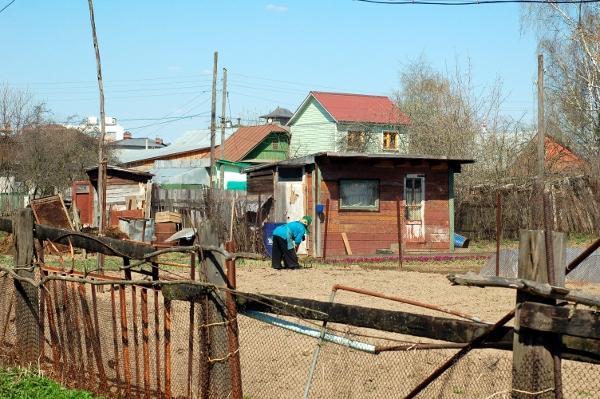 Село Троице-Лыково: в сердце мегаполиса…