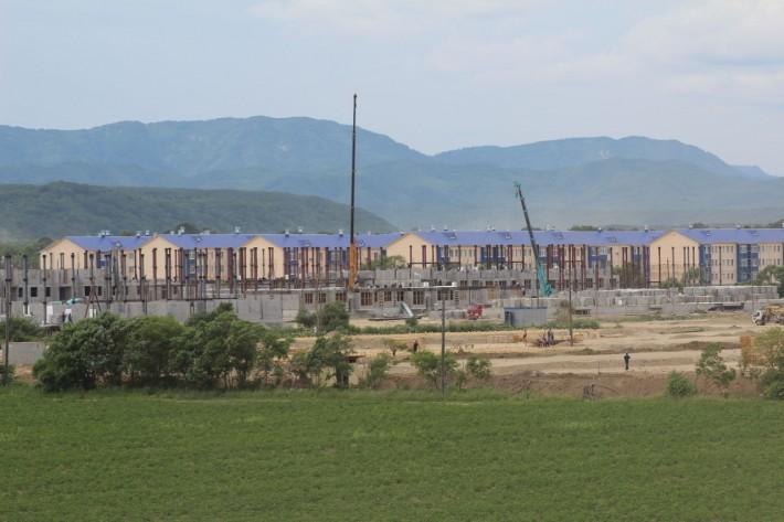 Строительство в Дальнем-3