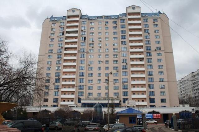 Современный дом на ул. Маршала Василевского