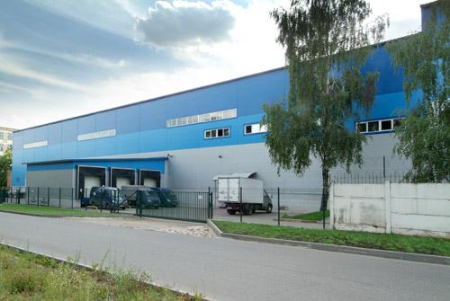 Складские помещения ОАО «Криогенмаш»