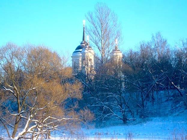 Храм Преображения Господня в Пехре-Яковлевском