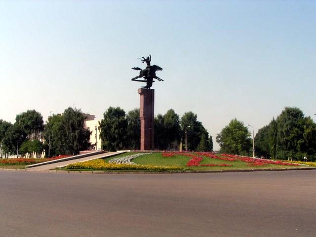Стела Салават Юлаев