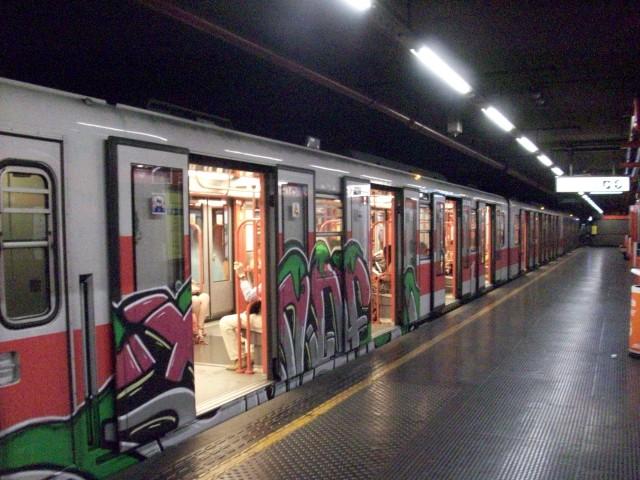 Миланское метро