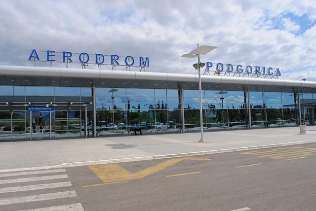 Аэропорт Подгорицы хоть и небольшой, но очень уютный и совершенно современный