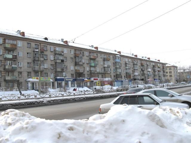 Улица в Березниках