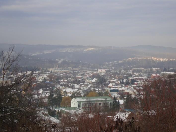 Зима бывает и в Горячем Ключе