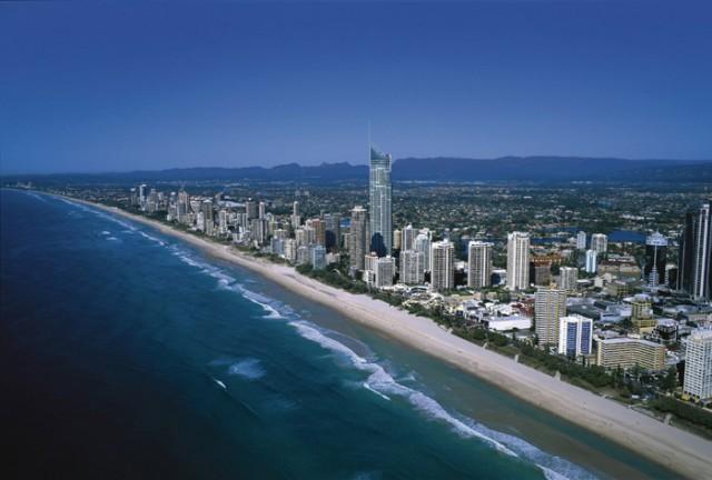Австралийское восточное побережье