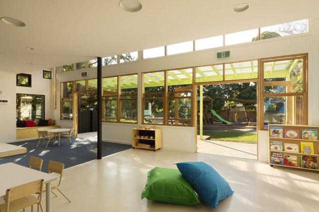 Так выглядит детский сад в Мельбурне