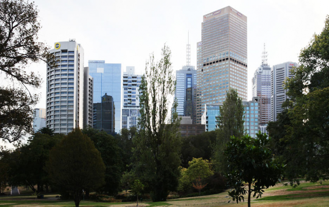 Недвижимость в Мельбурне вполне доступна переселенцам