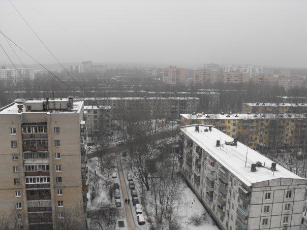 Ул. Циолковского (мкр. Райцентр)