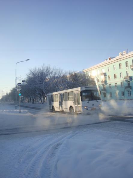 столицы Красноярского края