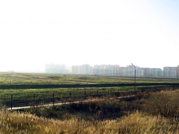 Шламохранлище в Марьино: опасное соседство