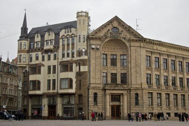Одна из центральных улиц Старого Города