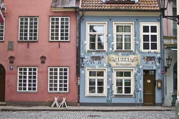 Ресторан 1221 в Старом Городе
