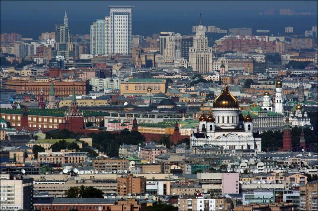 «Дорогая моя столица, «золотая» моя Москва…»