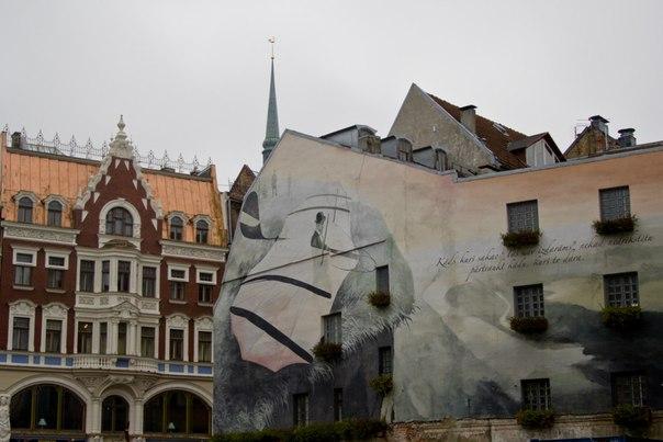Здание культурного центра в Старом Городе