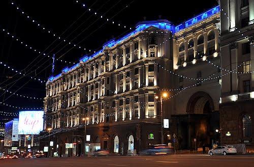 Офисные здания на Тверской