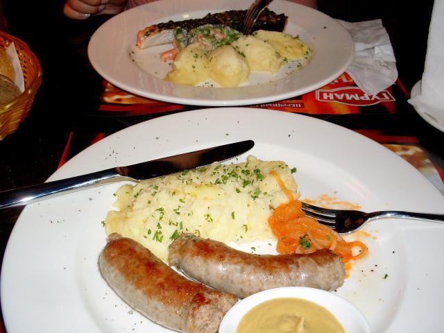 Белорусскую еду я обожаю всей душой